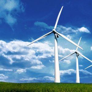 Turbine gió và thiết bị sạc chuyên dụng
