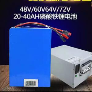 Pin xe đạp điện / xe máy điện Lithium Ion 24/48/60/72V